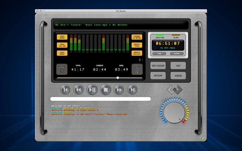 GG Radio : SID + Media Player screenshot 2