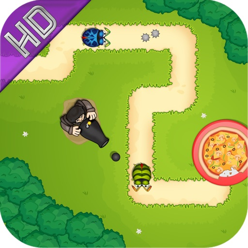 Bugs Defense HD icon