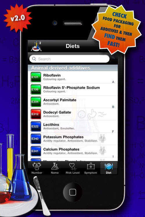 Food Additives 2 screenshot-3