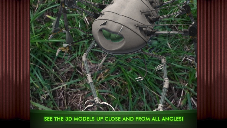 The War of The Worlds: Augmented Reality screenshot-4