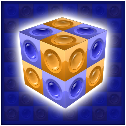 B-Cubed HD icon