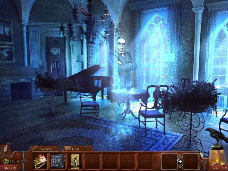 Midnight Mysteries: Haunted Houdini screenshot-4