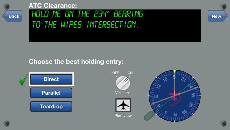 Holding Pattern Trainer screenshot-3
