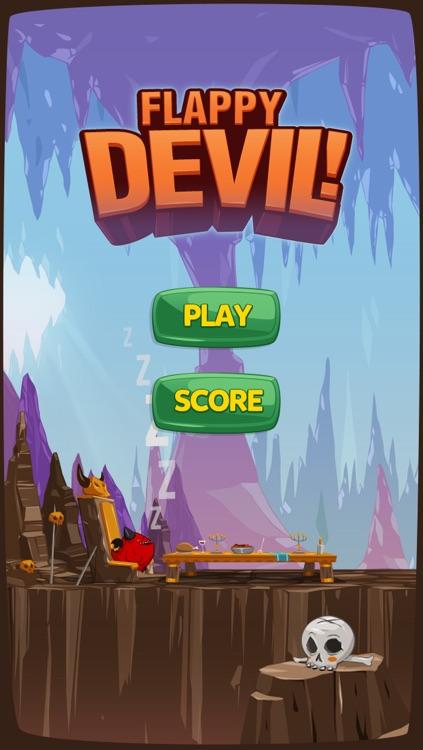 Flappy Devil screenshot-3