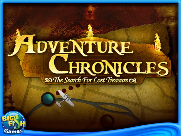 Adventure Chronicles: The Search for Lost Treasure HD screenshot-0