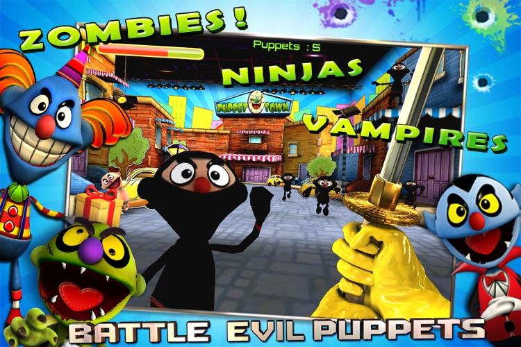 Puppet War:FPS