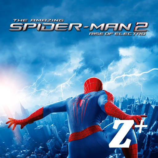 Z+ The Amazing Spider-Man 2: Rise of Electro by Remote Control
