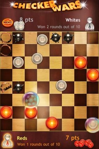 Checker Wars