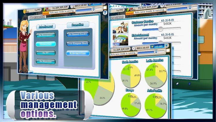 Cruise Tycoon screenshot-3