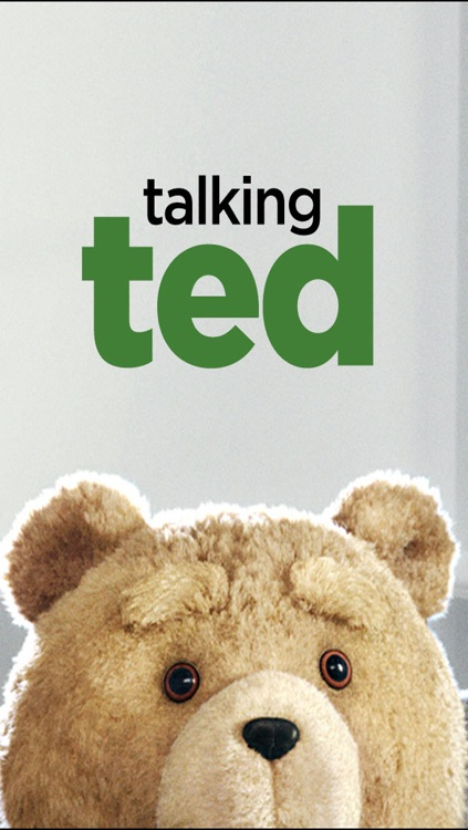 Talking Ted LITE screenshot-3