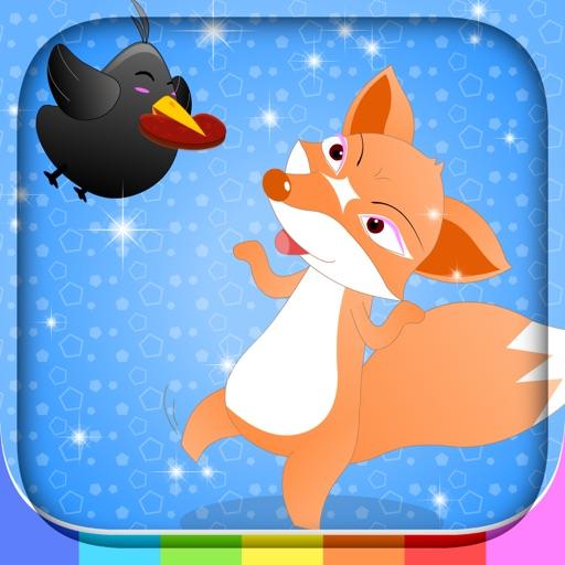 BB讲故事 : 乌鸦和狐狸 HD