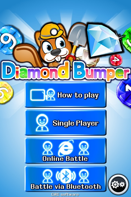 Diamond Bumper screenshot-3