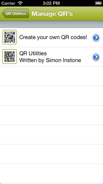 QR Utilities screenshot-4