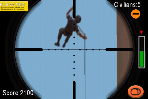 Arcade 3D Super Sniper 2 FREE screenshot-2