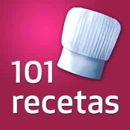 101 recetas de cocina