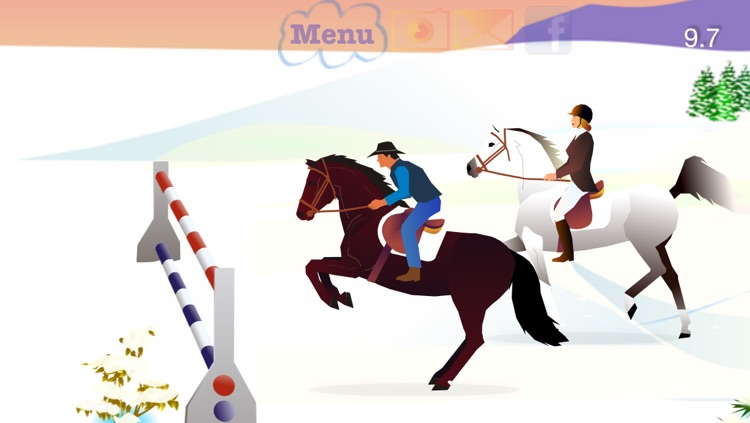 Jumpy Horse screenshot-0