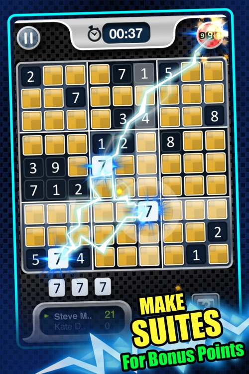 Battle Sudoku Against Friends Free screenshot-3