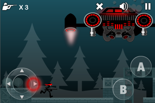 Iron Commando Pro screenshot two