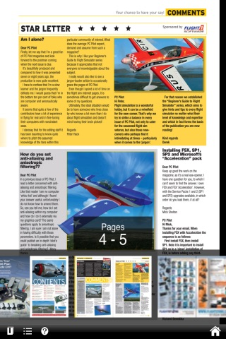 Microsoft Flight Simulator Special Magazine Vol...