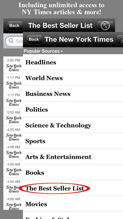 The Daily Planet Health screenshot-4