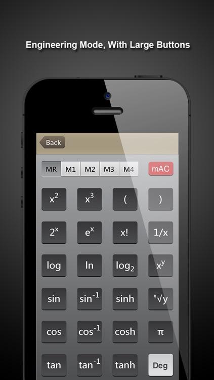 CalcQX ~ the calculator