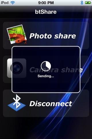 Bluetooth Photo & Camera Shareのおすすめ画像3