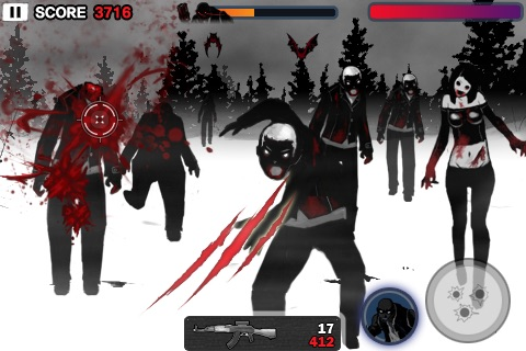Zombie Killer Ultimate Free screenshot-4