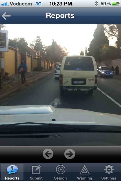 Bad Driving SA screenshot-3