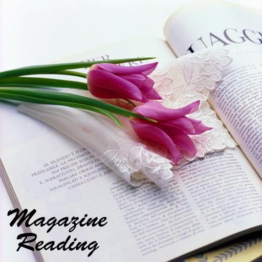 英语杂志阅读