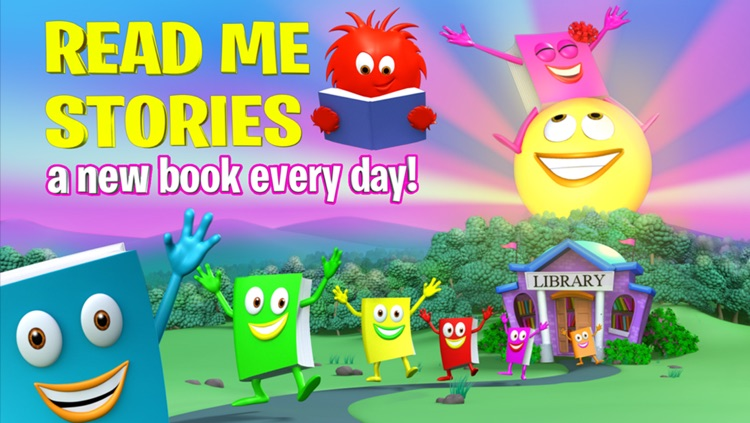 Read Me Stories - Children's books