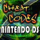 Nintendo DS Cheat Codes