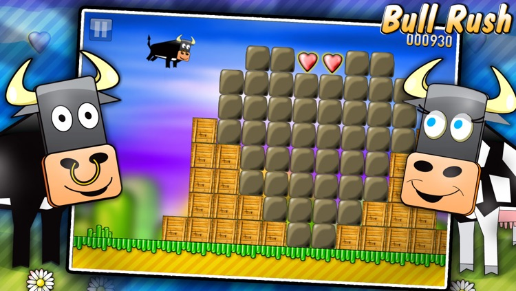 Bull Rush Free screenshot-2