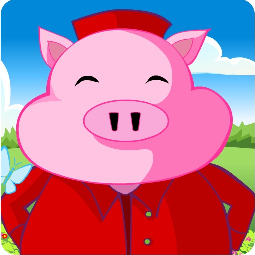The Three Little Pigs for iPad (Kids Story Book)
