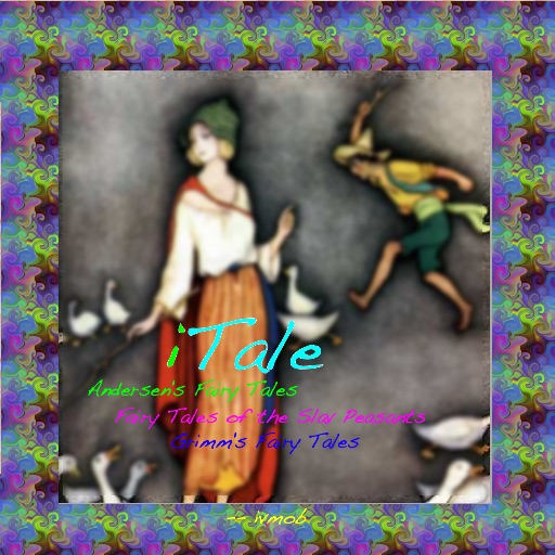 iTale (Audio fairy tales)