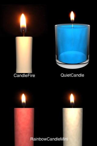 Flame of candle screenshot-3