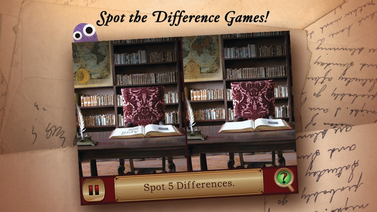 The Game is Afoot - Hidden Object Puzzles