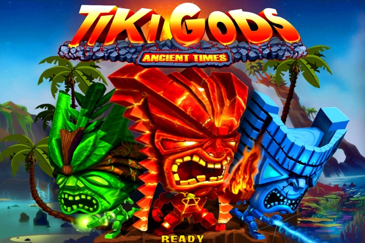 Tiki Gods: Ancient Times - Kumulipo Free screenshot-0