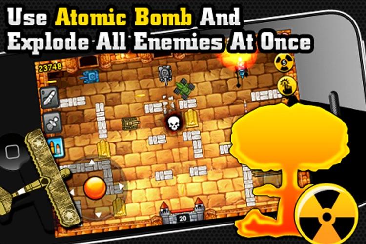 iTankster - Addictive Tank Game screenshot-4