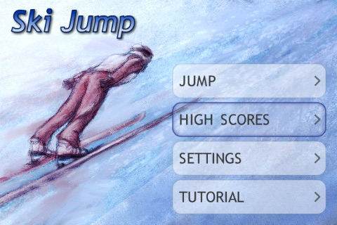 Ski Jump Lite screenshot-1