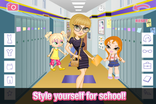messages.download Dress Up! Back to School software