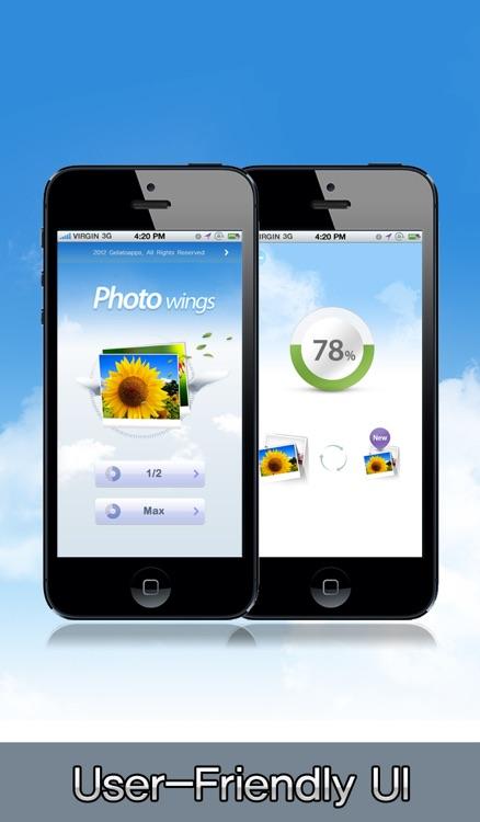 Photo Compressor-PhotoWings screenshot-3