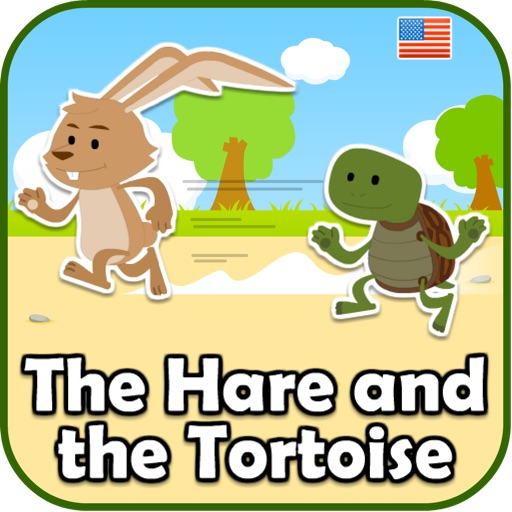 Kids Stories in English: The Hare and the Tortoise (US English)