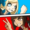 Blonde vs Brunette RPS - iPadアプリ