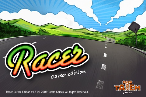 Racer screenshot-0