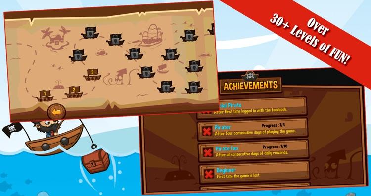 Pirate (The Treasure Hunter) screenshot-3