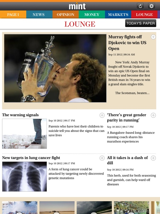 Mint Business News for iPad screenshot-3