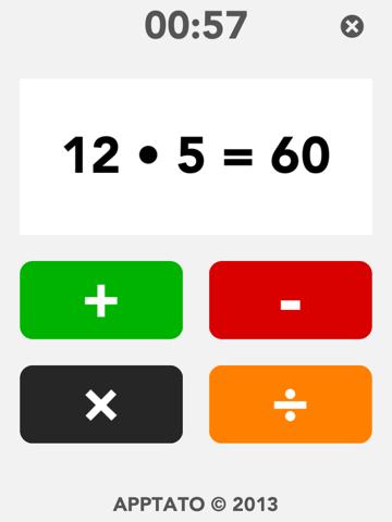 単純な数学のゲームのおすすめ画像2