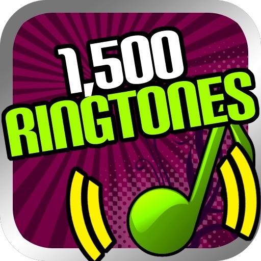 1,500 Ringtones - Ringtone Deluxe Factory (Regular Edition)