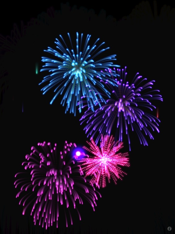 Real Fireworks Visualizer Pro screenshot-0