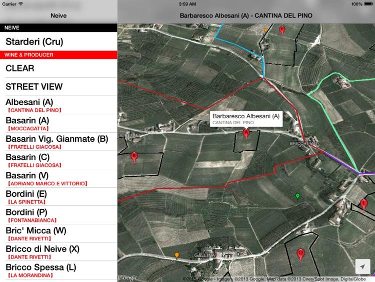 Neive Wine Map screenshot-3